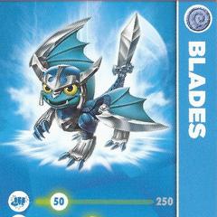 Carta de Blades