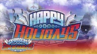 Official Skylanders SuperChargers Christmas Carol