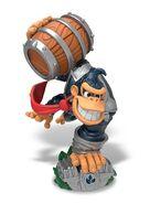 D-Donkey Kong toy