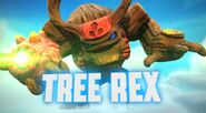 Tree Rex Trailer