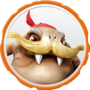 Brawlrus Villain Icon