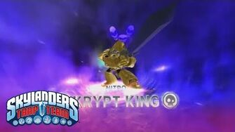 Meet the Skylanders Nitro Krypt King l Skylanders Trap Team l Skylanders