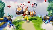 SSC Donkey Kong 3