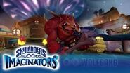 Official Skylanders Imaginators Meet Wolfgang