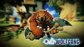 Official Skylanders Imaginators Meet Wolfgang