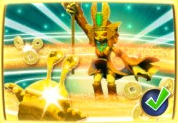 Power golden queen 5