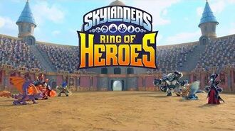 Skylanders Ring of Heroes Official Full Trailer