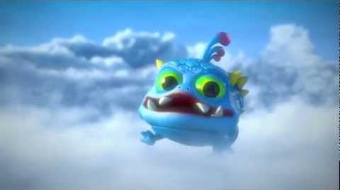 Skylanders Spyro's Adventure - Wrecking Ball Trailer (Wreck 'n' Roll)