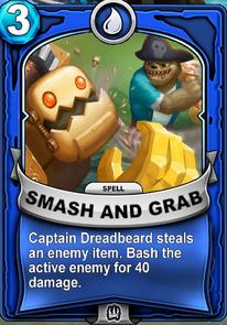 Smash and Grabcard