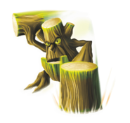 Stump Smash Transparent Render