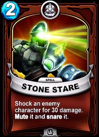 Stone Starecard