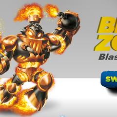 Blast Zone en la web