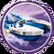 Icono del Power Blue Splatter Splasher