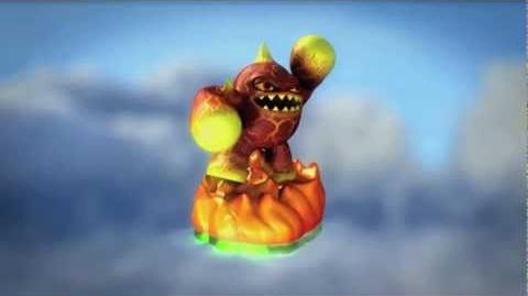 Skylanders Spyro's Adventure Eruptor Trailer-1