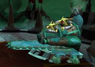 Steampunk Shrednaught Battlecast
