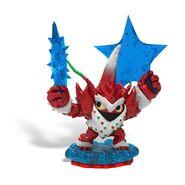 Winterfest Lob-Star toy