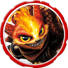 Flare-wolf-icon