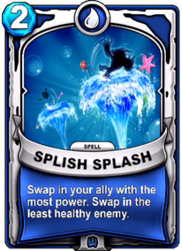 Splish Splashcard