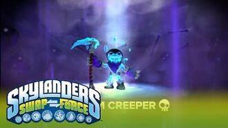 Meet the Skylanders Grim Creeper l SWAP Force l Skylanders