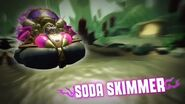 Skylanders SuperChargers - Soda Skimmer Preview