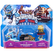 Skylanders trap -team adventure pack-x