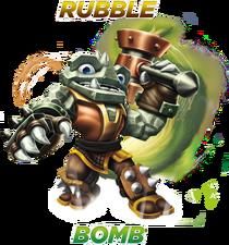 Rubble Bomb