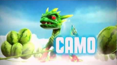 Skylanders Giants Camo's Soul Gem Preview Trailer