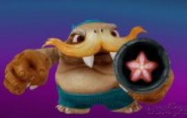 Brawlrus evolucionado