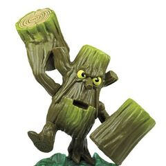 Figura de Stump Smash.