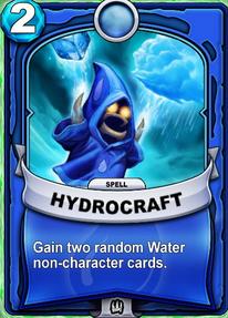 Hydrocraftcard