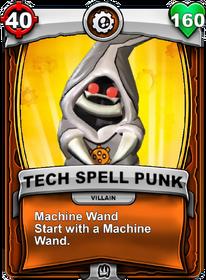 Machine Wand - Habilidad especial (Engrane)card