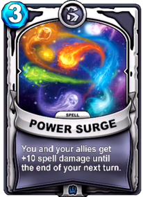 Power Surgecard