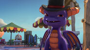 S1E10 Spyro Top Hat