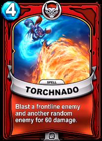 Torchnadocard
