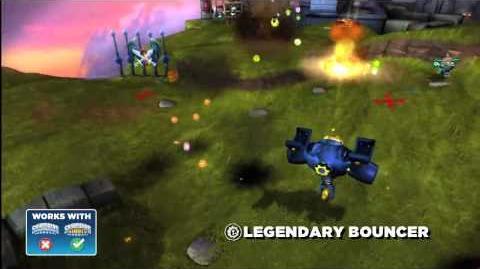 ToysRUS présente Skylanders Giants - Bouncer Legendaire en exclusivité chez ToysRUs!