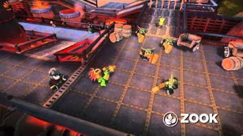 Skylanders Spyro's Adventure - Zook