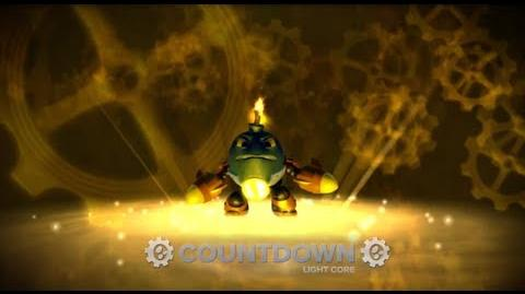 "Meet the Skylanders - LightCore Countdown ""I'm the Bomb!"" Official Trailer"