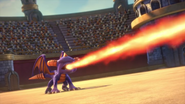 Spyro firebreath