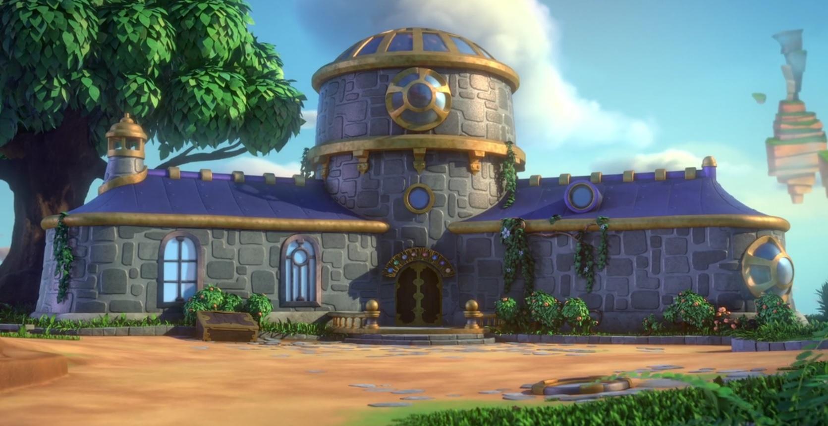 Team Spyro Home