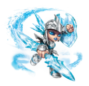 Blizzard Chill Transparent Render