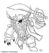 ChrisBromby Frightbeard