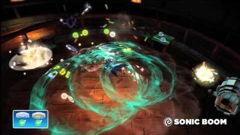 Meet the Skylanders Series 2 Sonic Boom