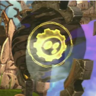 Puerta elemental de Tecnología en <i>Spyro's Adventure</i>