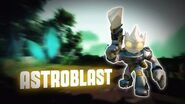 Skylanders SuperChargers - Astroblast Soul Gem Preview (Ready, Set, Glow)