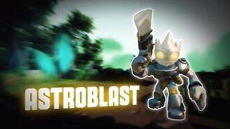 Skylanders SuperChargers - Astroblast Soul Gem Preview (Ready, Set, Glow)