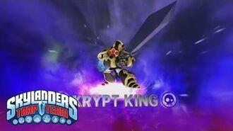 Meet the Skylanders Krypt King l Skylanders Trap Team l Skylanders