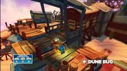 Skylanders Swap Force - Meet the Skylanders - Dune Bug (Can't Beat the Beetle)