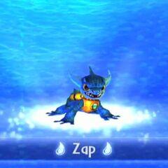 Zap entrando al portal