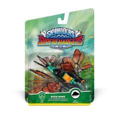 Buzz Wing en su paquete