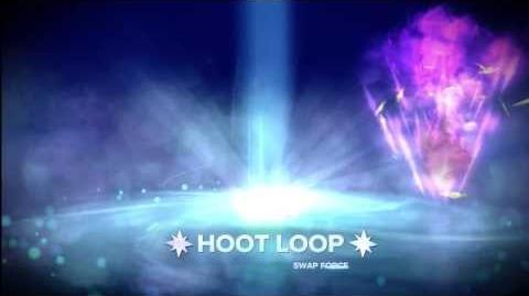 "Meet the Skylanders - Hoot Loop ""Let's Ruffle Some Feathers!"" Official Trailer"